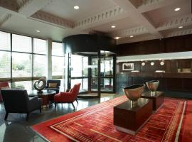 Hotel near Dyce airport : Aberdeen Marriott Hotel