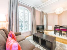 De Serres Apartment Paris France