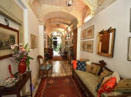 Hotel photo: Palazzo Valletta Suites