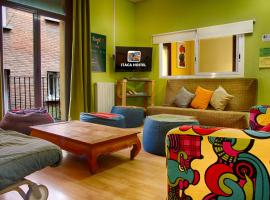 Itaca Hostel Barcelona Spain
