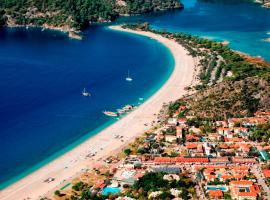 Belcekiz Beach Club - All Inclusive Ölüdeniz Turcija