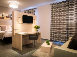 Hotel near  Brussels South  airport:  Best Western Plus Aero 44 Charleroi Airport