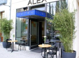 Alex Hotel Berlin Germany