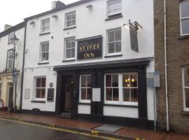 A picture of the hotel: St Ives Inn