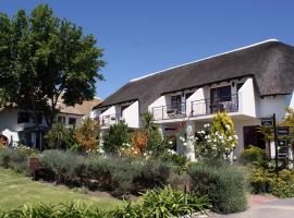 Wedgeview Country House & Spa Stellenbosch South Africa