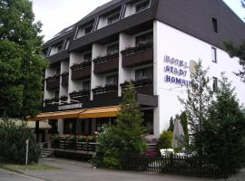 Hotel Photo: Hotel Stadt Homburg