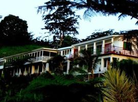 Hotel near  Faleolo Intl  airport:  Dave Parker Eco Lodge
