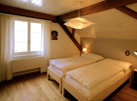 Hotel photo: Gasthaus Schlosshalde