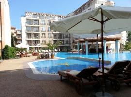 Menada Dawn Park Apartment Sunny Beach Bulgaria