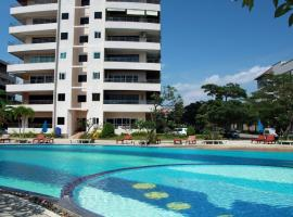View Talay 3 Beach Apartments Pattaya South Thailand