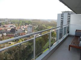 Apartment View of Antwerp,