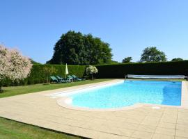 La Roulais Holiday Cottages Soudan Fransa