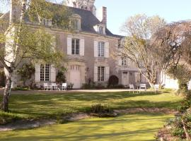 Hotel Photo: Logis Saint Aubin