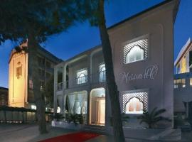 Maison D'O Bed And Breakfast Gabicce Mare İtalya