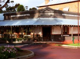 Rose & Crown Hotel Perth Australia