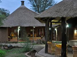 Munga Eco-Lodge Livingstone Zambia