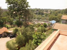 Hotel near Nairobi Wilson airport : Border Point Apartments