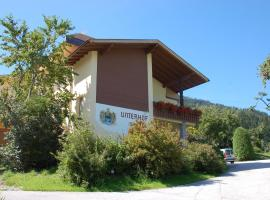 Hotel photo: Pension Unterhof
