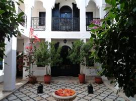 Riad Isabel Marrakech Morocco