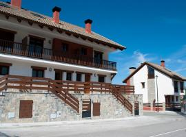 Hotel photo: Residencial Massana