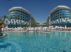 Vikingen Infinity Resort&Spa Avsallar Turkey