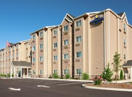Hotel Photo: Microtel Inn & Suites Wilkes-Barre
