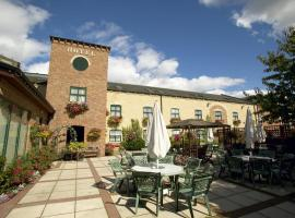 Corn Mill Lodge Hotel Leeds Royaume-Uni