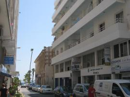 Palm Sea Beach Holiday Suites and Studios Apartments Larnaca Republic of Cyprus