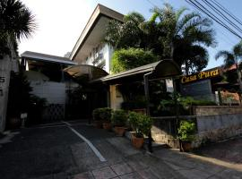 Casa Pura Inn and Suites Manila Philippines