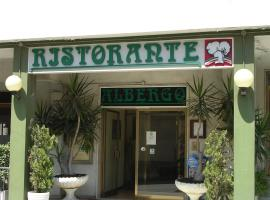 Hotel near Falconara airport : Albergo Tenda Verde