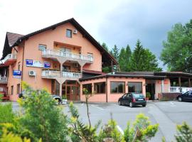 Rooms and Restaurant Ive Ogulin Croatia
