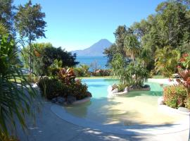 A picture of the hotel: Hotel San Buenaventura de Atitlan