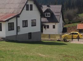 Apartments Baba Luce Strica Bosnia and Herzegovina