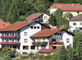 Aparthotel Schwarzwald Panorama Bad Wildbad Germany