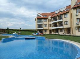 Wood Apartment in Oasis Complex Kamchia Bulgaria