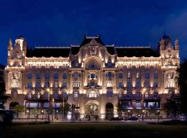 Hotel Photo: Four Seasons Hotel Gresham Palace Budapest