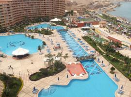 Furnished Apartments in Pyramids Porto Sokhna  Egypt