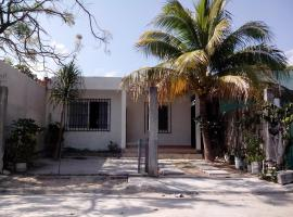 Hotel near Cancun: Casa Cropper