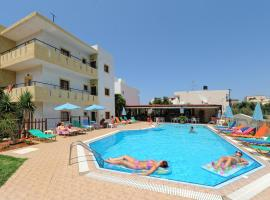 Hotel photo: Stelios Residence Apartments