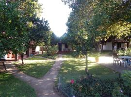 Hotel near  Livingstone  airport:  Green Tree Lodge
