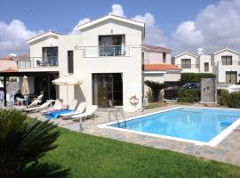 Hotel Photo: Platzia Beach Villas