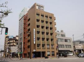 Hotel photo: Business Hotel Tateyama