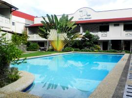 TipTop Hotel, Resto and Delishop Panglao City Philippines