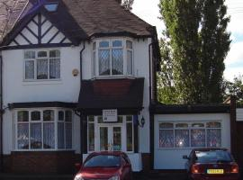 Central Guest House Birmingham United Kingdom