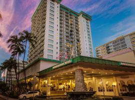 Waikiki Resort Hotel Honolulu USA