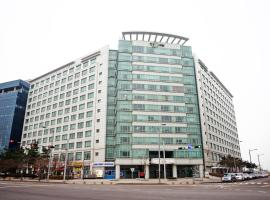 Crown House Incheon South Korea
