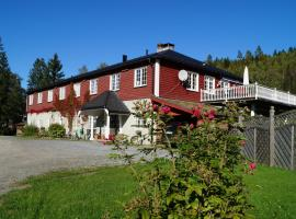 Hotel photo: Eco Farm Guesthouse - Kilden Gård