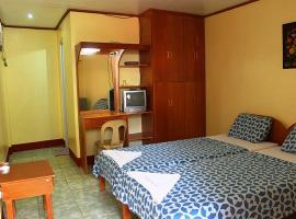 Cherrys @ Home Rooms for Rent Panglao City Philippines
