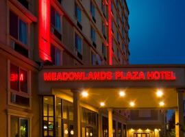 Meadowlands Plaza Hotel Secaucus USA