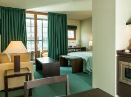 A picture of the hotel: Clipper City Home Apartments Berlin